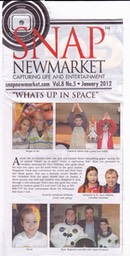 astronuts snap article whats up in space 2011